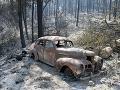 Kaliforniu, Washington a Oregon ohrozujú požiare