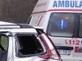 Dopravná nehoda v Jarabine: