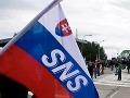 Pre SNS sú v komunálnych voľbách dôležité hodnoty, nie politická orientácia