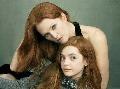 Nestarnúca diva (53) ohúrila krásnou dcérou (12): Wau, akoby jej z oka vypadla!