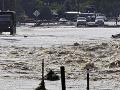 Povodne sužujú aj Rumunsko: Počas povodní sa utopil muž, štyria ľudia sú nezvestní