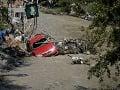 Povodne stále trápia Rumunsko: Nivočia a zabíjajú, bude to ešte horšie