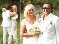 Netradičná svadba Joža Vajdu v kameňolome: Pre toto sa po 12 rokoch oženil!
