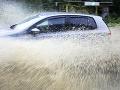 Na Orave hrozia povodne, SHMÚ varuje aj pred silným vetrom