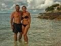 Jožo Pročko s manželkou