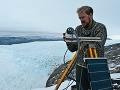 Jason Box je uznávaným glaciológom