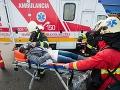 Dopravná nehoda na Záhorí: Zrazili sa tri autá, cestu museli uzavrieť!