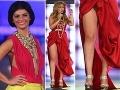 Pikantná módna šou: Dráždivá Cigánska diablica, speváčka s rozparkom až po...