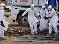 Počet úmrtí na ebolu prokročil 1200, pacientom v karanténe dodávajú jedlo
