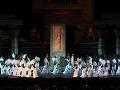 Verdiho slávna opera Aida v prekrásnom prostredí historického amfiteátra