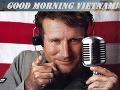 Robin Williams vo filme Dobré ráno, Vietnam