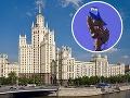 Putin musí byť v šoku: Nad Ruskom zaviala ukrajinská vlajka!