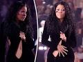 Obrovský trapas z cien MTV: Kyprej speváčke rupli šaty v priamom prenose!