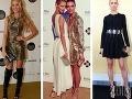 Najkrajšie šaty šoubiznisu: Topmodelka Kocianová ako bohyňa a ďalšie, ktoré zažiarili v plnej kráse