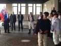 Paška zamkol bránu Národnej rady SR! Podľa Viskupiča ide o zbabelý krok