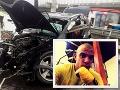 Mladý podnikateľ Michal (†30) sa rútil na luxusnom BMW Bratislavou: FOTO osudovej nehody!