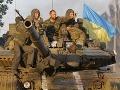 Zabudli, že má byť mier? Separatisti na Ukrajine opäť ostreľovali armádu