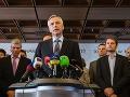 Figeľ predpokladá, že situáciu v parlamente bude riešiť premiér i prezident