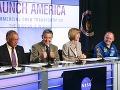 Dve americké spoločnosti vybudujú vesmírne kapsuly pre NASA