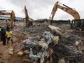 Pád budovy v Nigérii si vyžiadal životy 67 Juhoafričanov