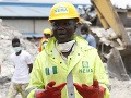 V troskách budovy v Lagose zahynulo vyše 100 ľudí