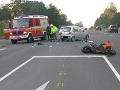 FOTO tragickej nehody: Zrážku s dôchodcom (88) neprežila spolujazdkyňa (†39) na motocykli!