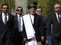 Prezidentské voľby v Afganistane sú za dverami, favoritom je Ghání