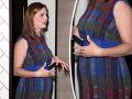 Tajomstvo seriálovej doktorky je vonku: Kostička, čo ti to vykúka spod šiat?