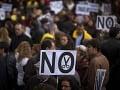V Barcelone demonštrovali desaťtisíce proti nezávislosti