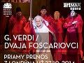 Plácido Domingo vo Verdiho opere plnej politických intríg a rodinnej cti