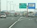 Diaľničné vjazdy do Bratislavy majú od včera nové informačné tabule za 144 000 eur