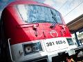 Na hlavnom ťahu Košice – Bratislava meškajú vlaky: Oneskorenie až 2,5 hodiny!