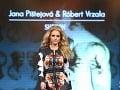 Na Bratislavských módnych dňoch sa na móle objavila aj Miss Bikini of the World 2013 Denisa Pasečiaková.