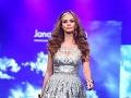 Na prehliadke Jany Pištejovej nechýbala ani aktuálna Miss Universe SR Silvia Prochádzková.
