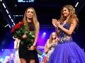 Jana Pištejová si za svoju šou vyslúžila veľkú kyticu ruží.