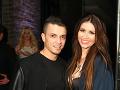 Patrícia Vitteková sa v spoločnosti objavila po boku partnera - herca Michala Nemtudu.