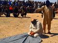 Ďalšie popravy v réžii Islamského štátu: Neušetril ani ženy a deti!