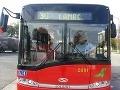 Na linke do Lamača začne od piatka jazdiť prvý z nových autobusov