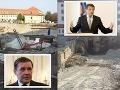 Tisícročné pamiatky z Rímskej ríše v ohrození: Všetko kvôli výstavbe garáží pre poslancov!