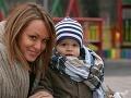 Prvého syna má Boris Kollár s Martinou Štofaníkovou.