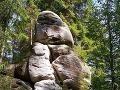 Adršpašské skaly  - Babie leto či farebná jeseň v krajine kde sa natáčala Narnia