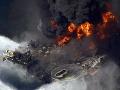 Po havárii plošiny zostali na dne mora v Mexickom zálive dva milióny barelov ropy
