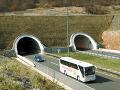 Radosť z budúceho slovenského tunela pokazená: V Chorvátsku by za jeho cenu mali také štyri!