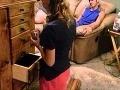 Tomu sa povie priateľ: Frajerke vyrobil kus nábytku a potom ju šokoval!