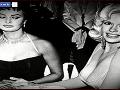 Sophia Loren a Jayne Mansfield