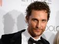 Matthew McConaughey sa konečne dočkal: Takáto radostná udalosť ho neminie