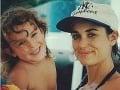 Dojímavé FOTO: Prekrásna Demi Moore šantí v plavkách s chutnou dcérkou!