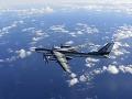 Ruský bombardér zachytený v medzinárodnom vzdušnom priestore