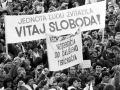 Veľké porovnanie Slovákov a Čechov na grafoch: Kto si viac váži Nežnú revolúciu