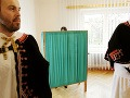 Priebeh volieb v obci Podkonice